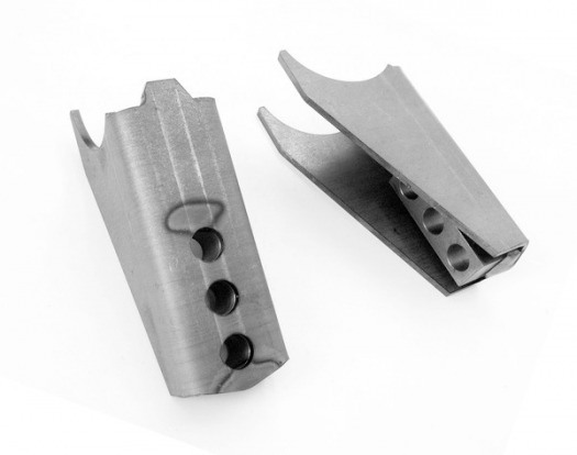 Axle Bracket Kit, for shocks or coil overs