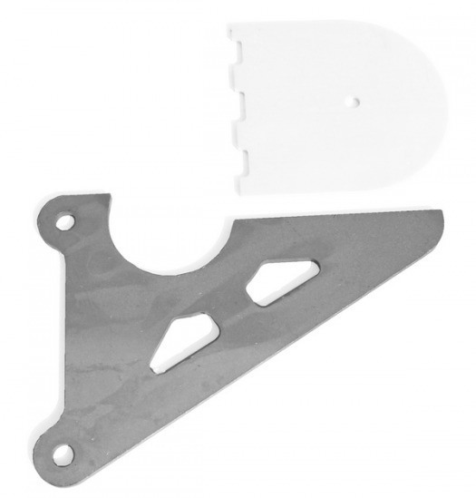 Axle Bracket Side Plate 473206