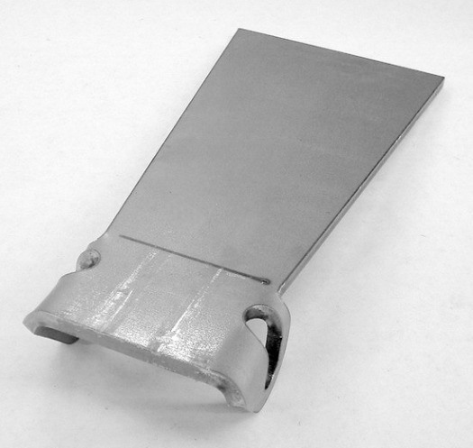 Motor Mount Top Plate - Ford F019