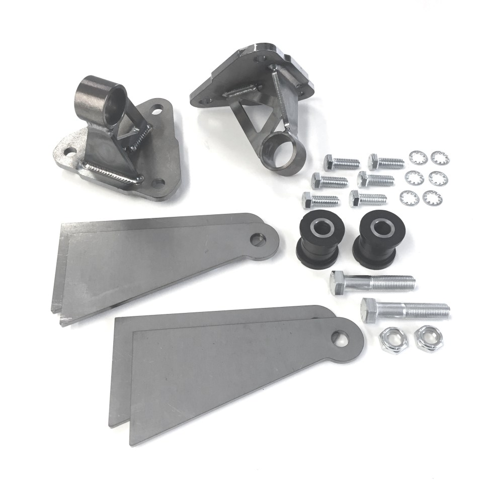 Chevy Motor Mounts - Plate Design 215900