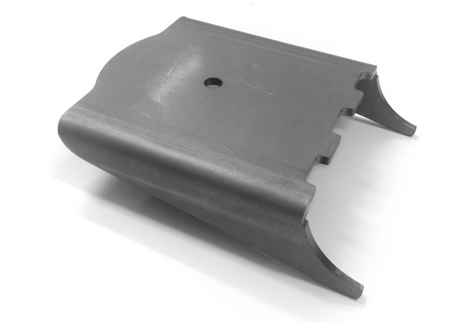 Air Spring Axle Bracket 21870