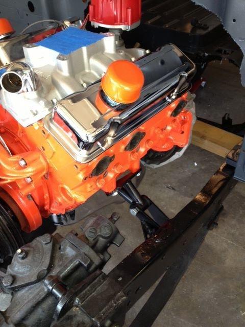 4.3 engine.