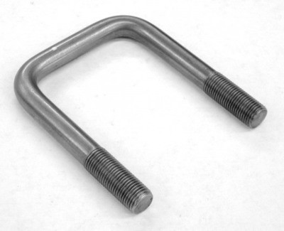 U-Bolt, 1/2-20 Thread