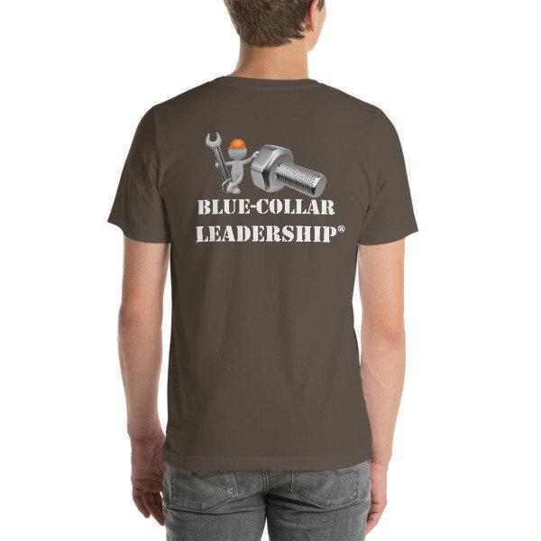 Short-Sleeve Unisex T-Shirt (Back Logo)