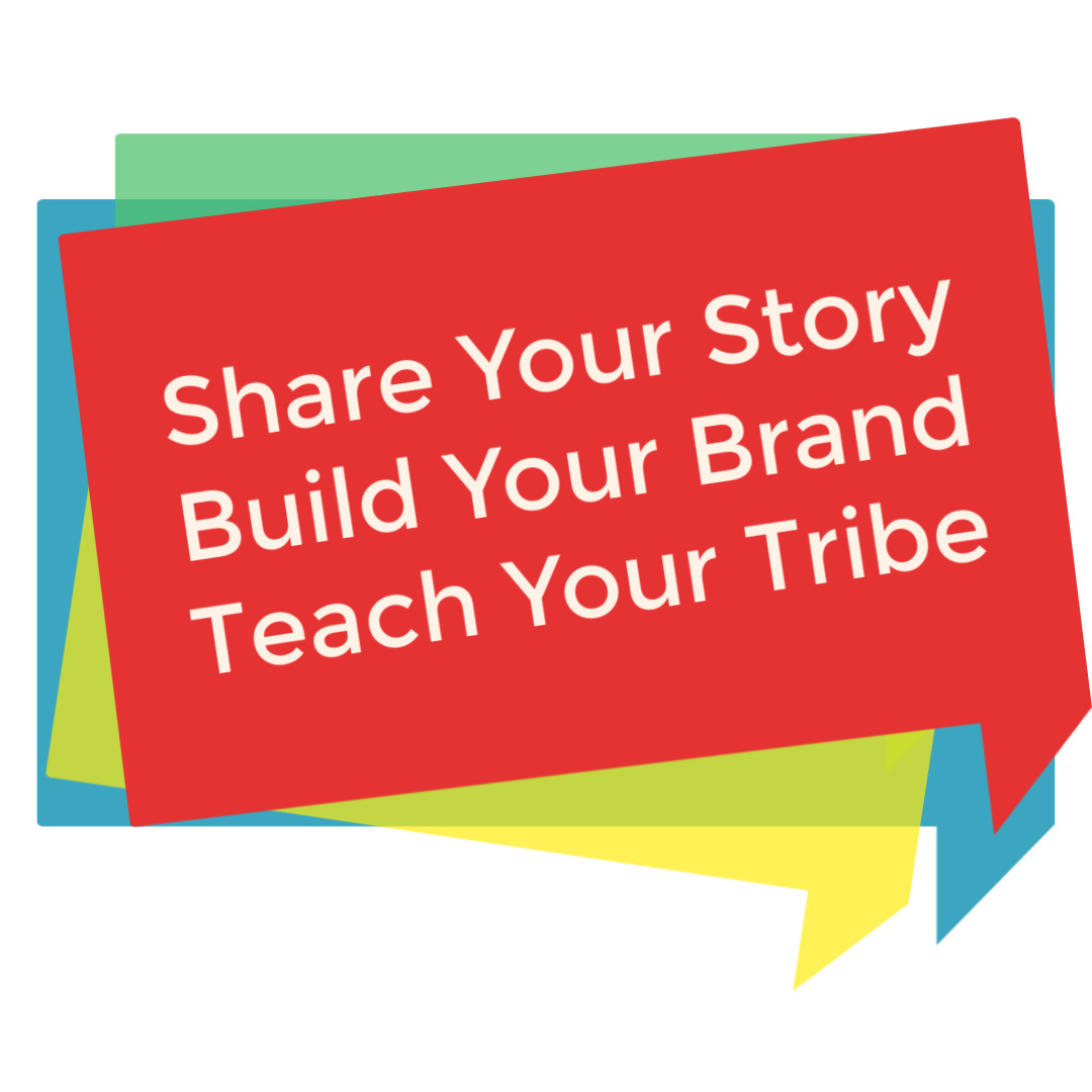 Storyteller Coaching Call: Share Your Story, Build Your Brand, Teach Your Tribe 00013
