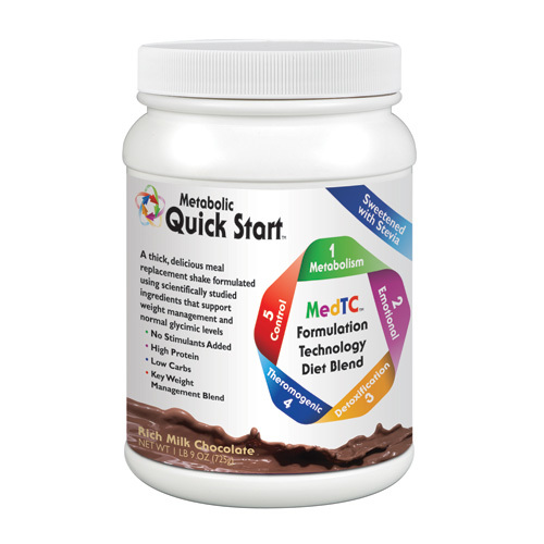 Metabolic Quick Start Meal Replacement Shake 23976