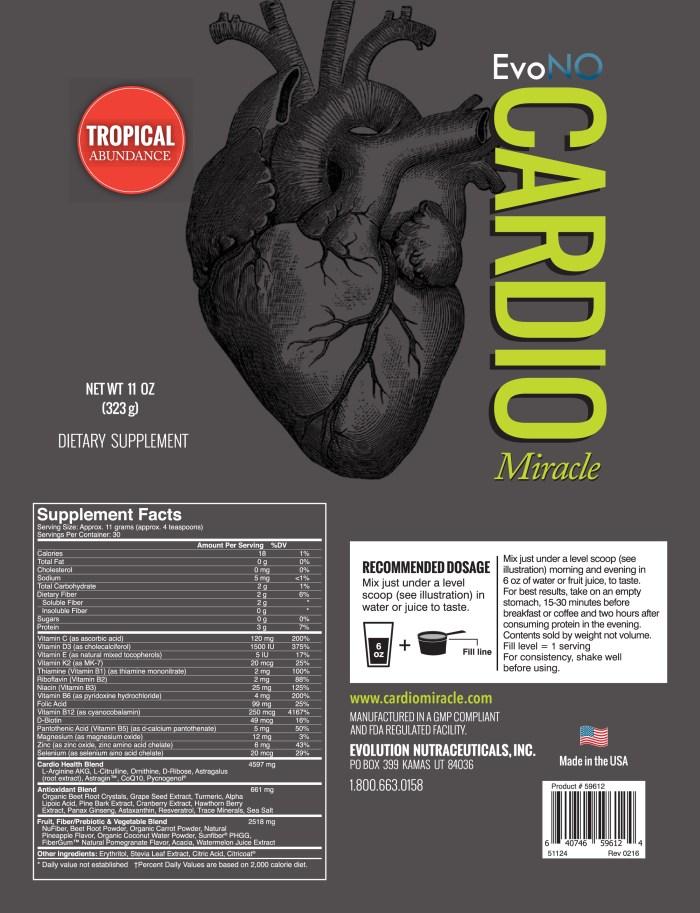 Cardio Miracle (TM)