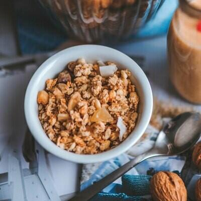 Muesli chocolat et graines anciennes  - 1 kg