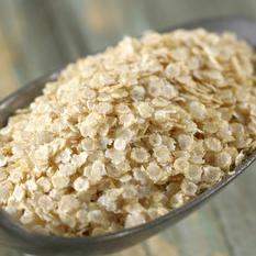 THE BEST: Flocons de quinoa bio 1 kg (sans gluten) 00404