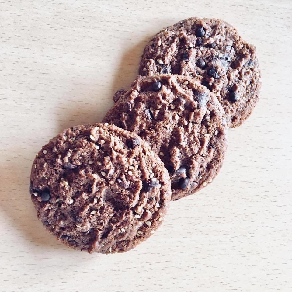 Cookies à l'épeautre et pépites de chocolat 00441