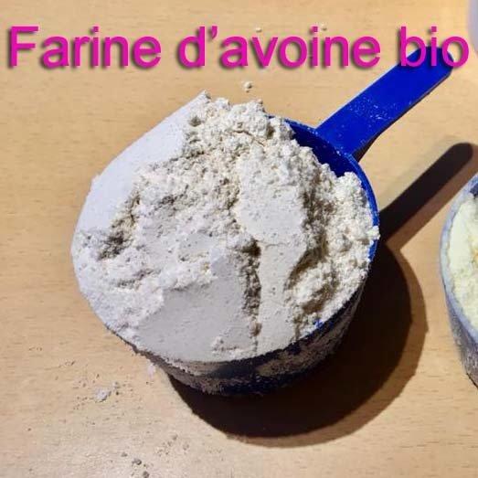 Farine d'avoine (instantanée) - 1 kg. 00443