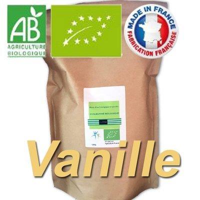 Eggprotéine à la vanille