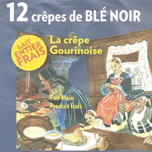 """Crêpes au sarrasin: 120 véritables """"galettes"""" au blé noir """"faites à la main"""""""