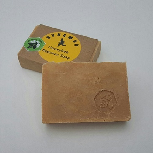 Honeybee Unscented Soap 00010
