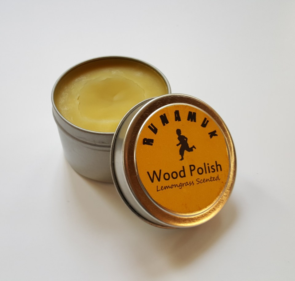Wood Polish ─ Lemongrass Scented 00020