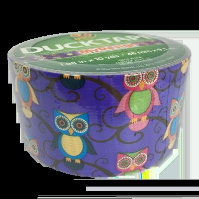 Duck Tape, Retro Owl Duct Tape