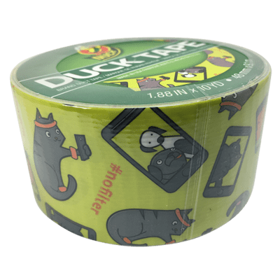 Duck Tape, Selfie Cat Duct Tape