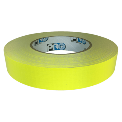 Neon Yellow Duct Tape (Pro-Duct)