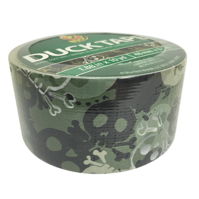 Duck Tape, Camo Skull Duct Tape