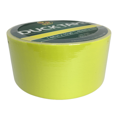 Duck Tape, Atomic Yellow Neon Yellow Duct Tape