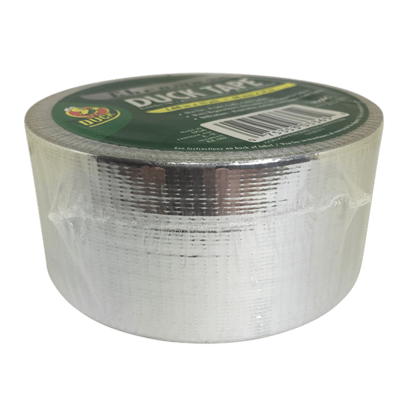 Duck Tape, Chrome (silver) Duct Tape