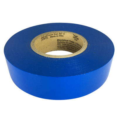 Royal Blue Electrical Tape (CPSIA)