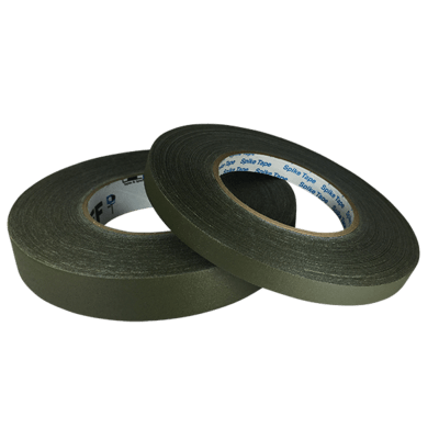 Matte Gaffer Tape, Olive (Pro-Gaff)