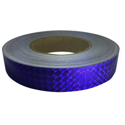 Prismatic Tape, Orchid (Purple-Fluorite)