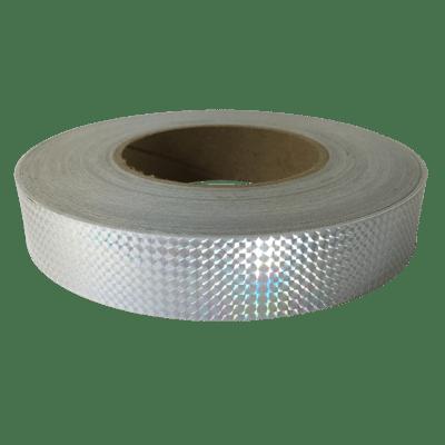 Prismatic Tape, Micro Prism Silver