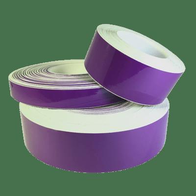 High Gloss Vinyl Plum Purple