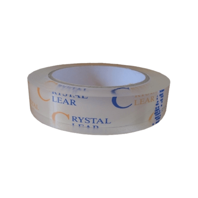 Crystal Clear Polypropylene Film - Protective Tape