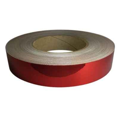 Mirror Tape, Red