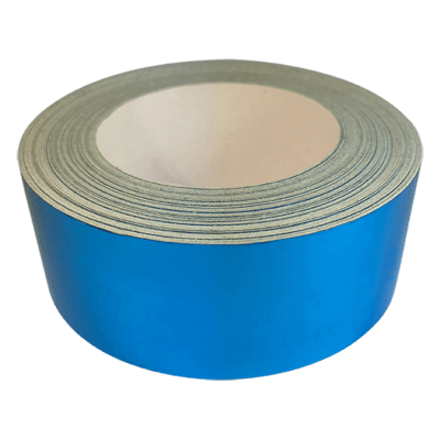 Mirror Tape, Blue Ice