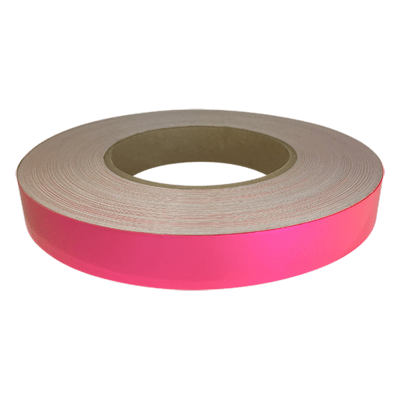Mirror Tape, Fluorescent Pink