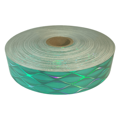 Exotic Mermaid Waves - Aqua