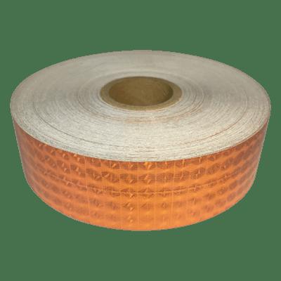 Economy Orange Prism - Paper Backed