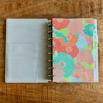 2020 Planner - Linen Textured Leather Cover (Personal Size)