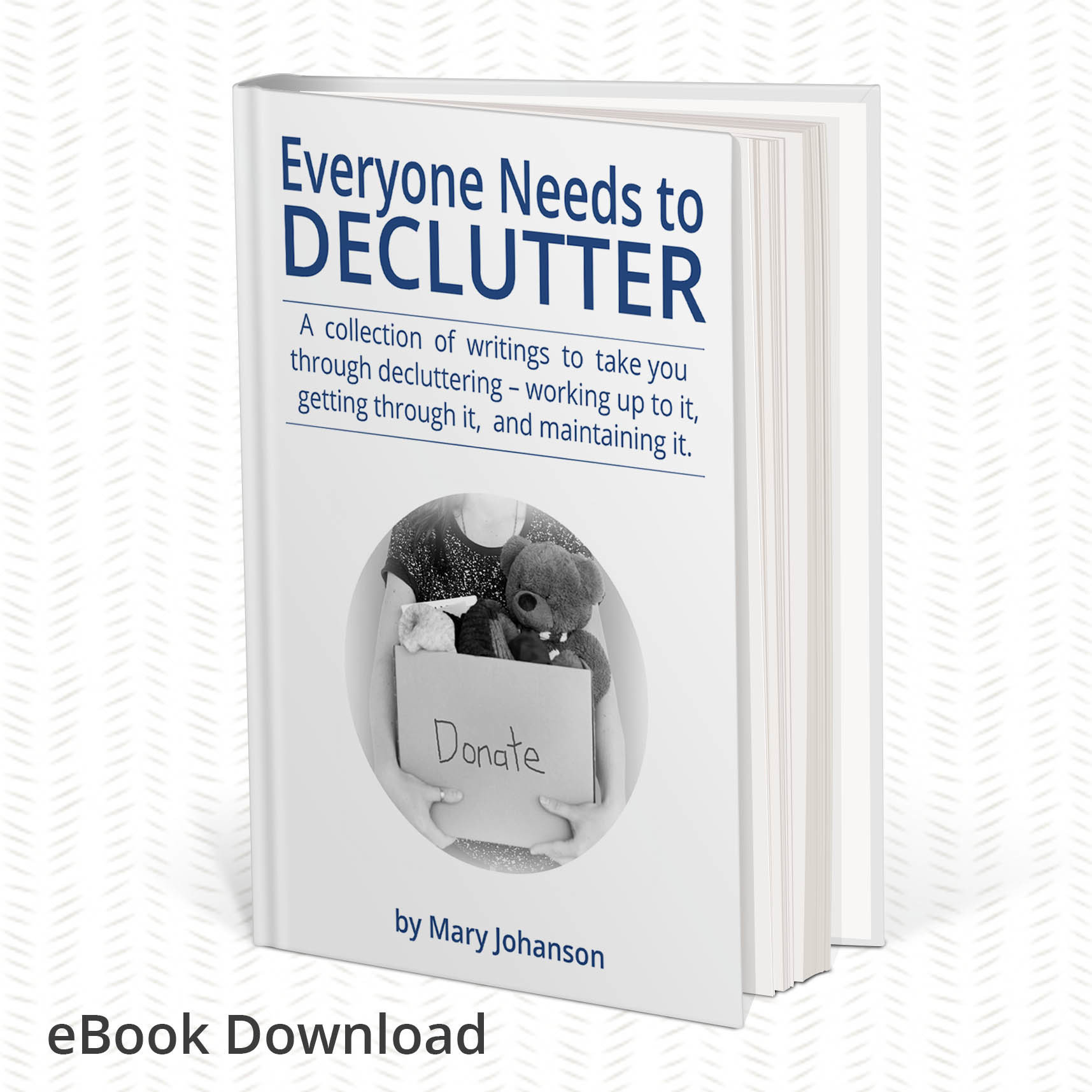 Everyone Needs to Declutter (eBook)