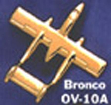 OV-10 Bronco lapel pin by Clivedon OVLPC