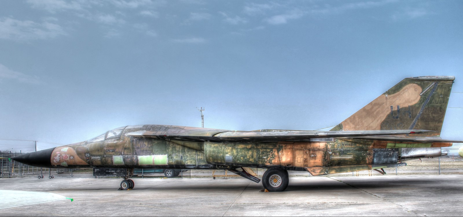 F-111 Aardvark profile