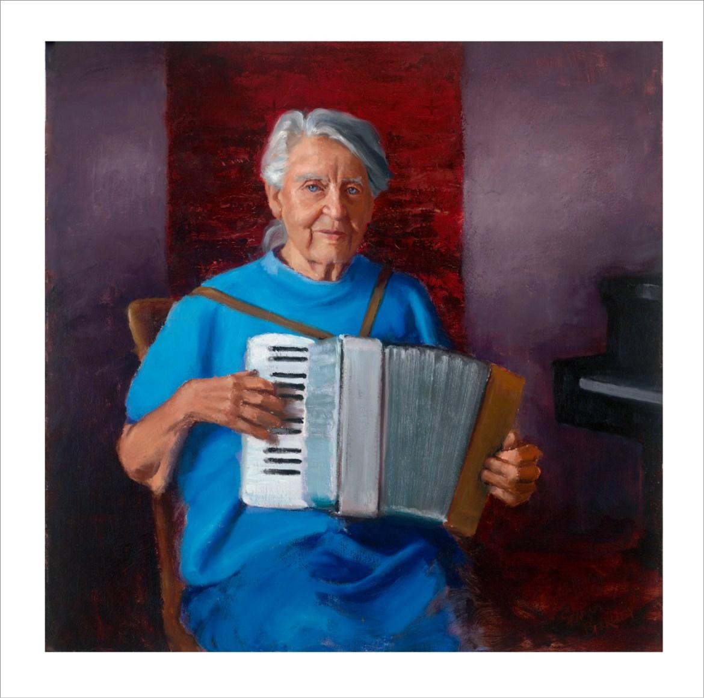 'Jenny Vincent' Giclée