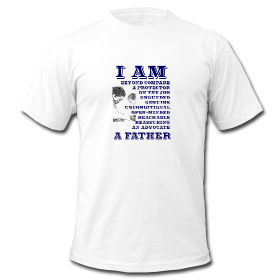 I Am A Father Short Sleeve