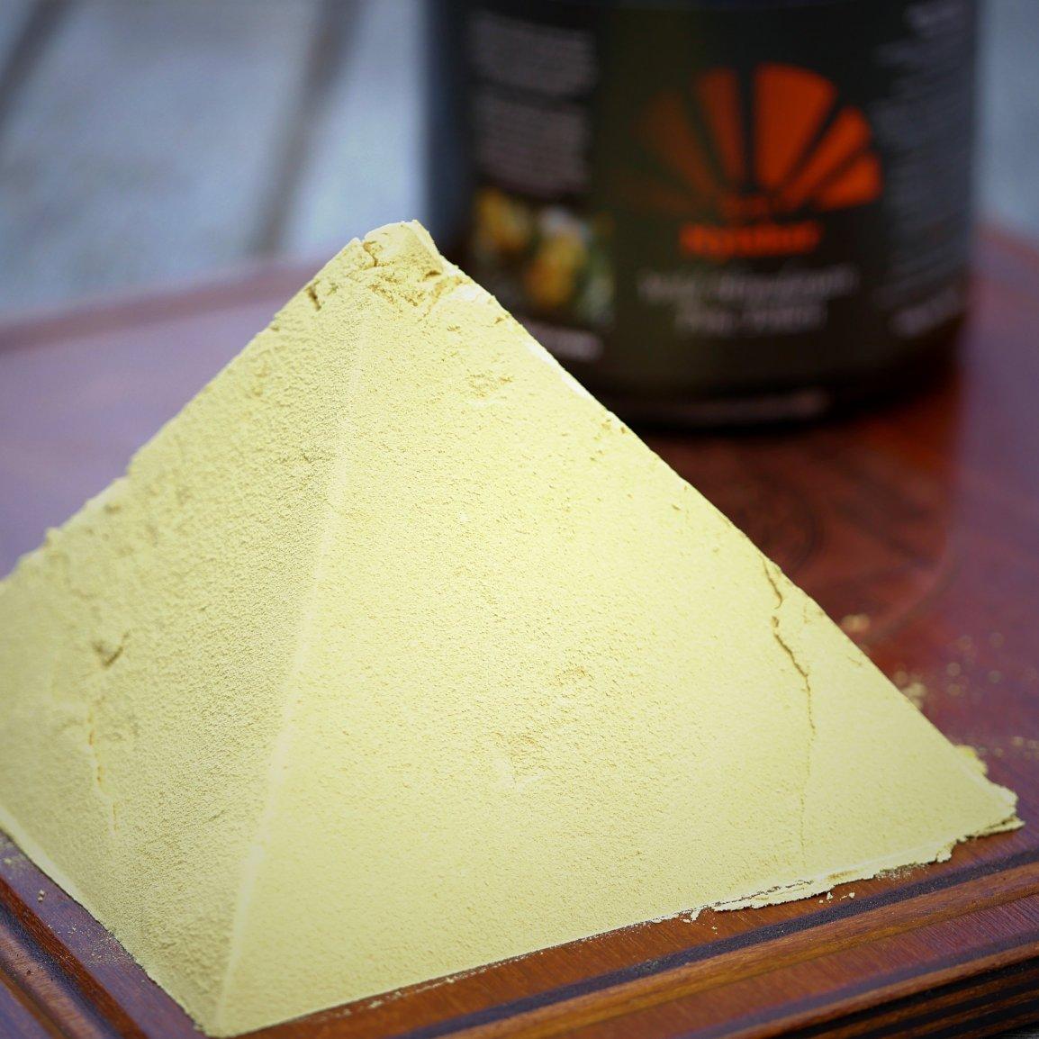 Wild Himalayan Pine Pollen Powder - 100g 00014