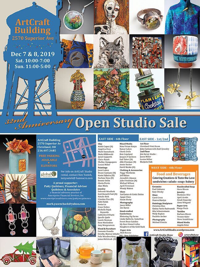 Studio Holiday Sale Vendor fee