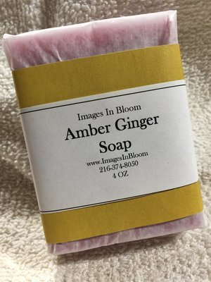 Amber Ginger Soap