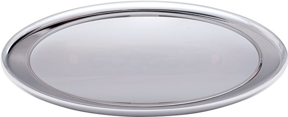 Trique Manufacturing Oval Interior Light with Radius Bezel TMOIL