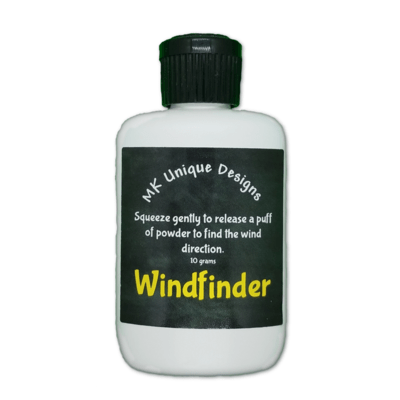 Windfinder Wind Checker Powder 28g Bottle Odorless