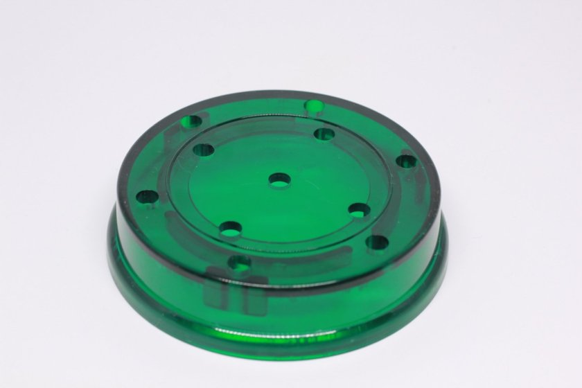 Turkey Call Pot Green 3.63