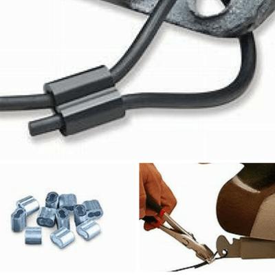220 Decoy Crimps For Duck Decoys & Goose Decoys Line Crimps For PVC Decoy Cord