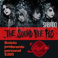 THE SOUND BEE HD EN CONCIERTO (M&G SÁBADO)